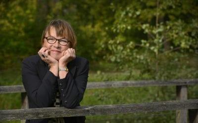 Bestuurder waterschap Vechtstromen: Nettie Aarnink